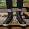 Martin boots Men's Icon Industrial Strength Steel Toe Boot black 41