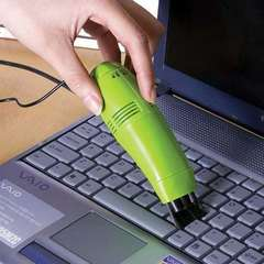Computer keyboard vacuum cleaner laptop mini keyboard cleaner