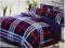 4 pcs Duvet set (1 Duvet, 2 Pillow cases, 1 Bed-sheet) multicolor 5*6