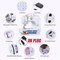 Fanghua 12 stitches multifunctional electric sewing machine,Knitting Machine,Handheld Sewing Machine white