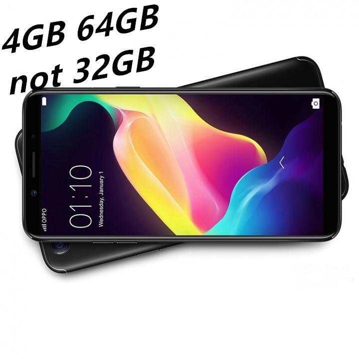 "smart phone OPPO F5 6"" inch 4GB/32GB/64GB 16MP/20MP Camera -Dual nano SIM smartphones gold 4GB/64GB"
