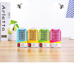 Electric Mini Mosquito Lamp LED Insect Mosquito Repeller killer Fly Bug Insect Night Lamp Housefly
