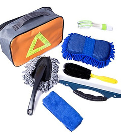 7pcs car wash cleaning kit set of seven