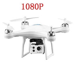 Generic Drone S2 RC Quadrocopter With 1080p HD Camera High Hold Mode Easy To Operate Drone white one
