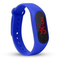 Fashion Students Sport Digital Led Watches Touch Screen For Boys Girls Kids Children Men Women Gift blue fashion watch