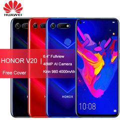 Huawei Honor View 20 4G Phone 6.4