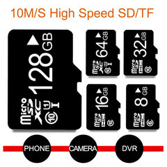 Factory Direct Memory Card Micro sd 128GB 64GB 32GB 16GB 8 1 2 4 GB TF SDXC SDHC Micro sd Card High Speed Memory Card TF SD Card 1GB Micro Memory Card