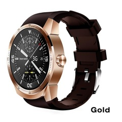 K98H GPS Smart Watch Men 3G SIM Wristwatch Heart Rate Monitor Fitness Tracker 1.3'' Sport Smartwatch gold men wome smartwatch