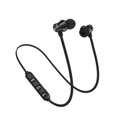 OKTOP XT-11 Bluetooth Earphone Sport Wireless Headphone Bluetooth Headset Handsfree Earbuds with Mic black