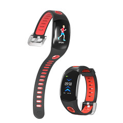 DM11 Smart Band 3D Dynamic UI Smart Bracelet Bluetooth IPS Color Screen Heart Rate Fitness Tracker red men wome smartwatch