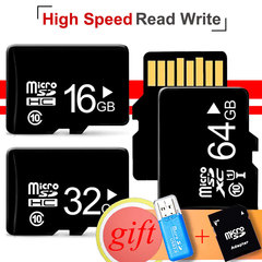 Factory Direct Memory Cards High Speed 10M/S Micro TF SD Cards 128GB 64GB 32GB 16GB 8G TF SDXC SDHC high speed memory card memory sd card 32gb tf / sd card