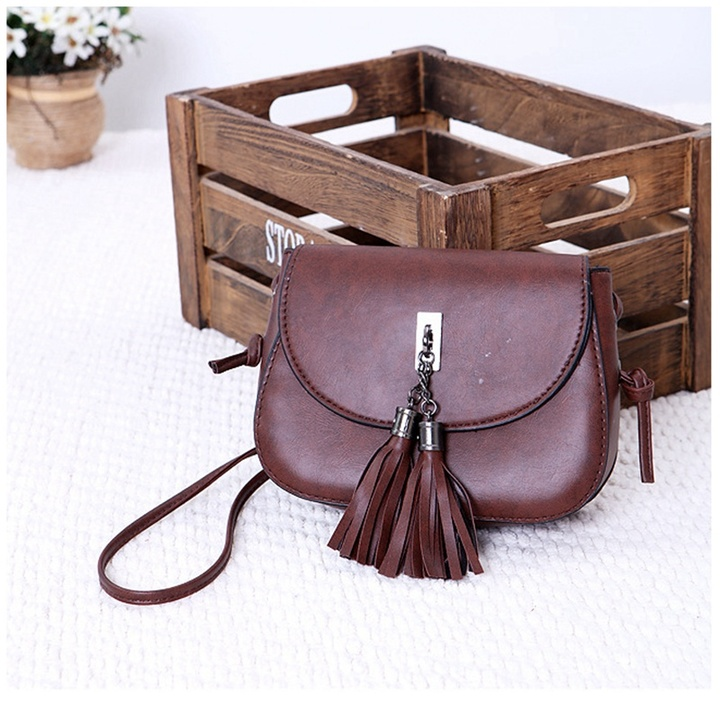 Explosion promotion in 2019, low price one day snapped up, Handbags, Fashion Shoulder Bags Red one size