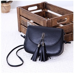 Explosion promotion in 2019, low price one day snapped up, Handbags, Fashion Shoulder Bags Black one size