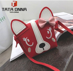 Ultra low price sales,Children Handbag ,Messenger Bags Casual Purse Bags Clutch Bag red one size