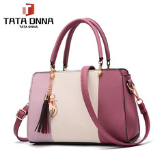 Promotion of new women's bags,limited purchase, work purse women crossbody shoulder handbags Rubber red 27×12×19cm
