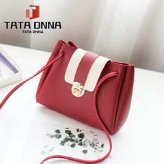 Explosion promotion in 2019, low price one day snapped up,handbags Fashion Shoulder Bags red MIni(Ma× Length<20cm)