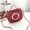 Explosion promotion in 2019, low price one day snapped up,  Fashion Shoulder Bags,Handbags, red 18CM*15CM*6CM