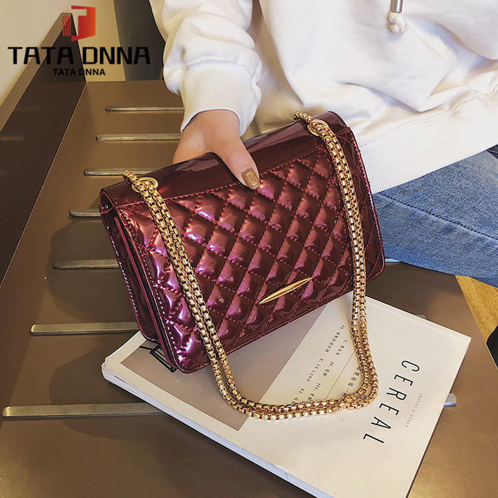 Promotion of New Fashion Styles/ Promotion/New chain messenger bag /shoulder bag white 25x19x12cm 27