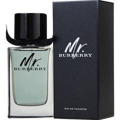 Mr. Burberry blue