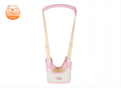 baby walk learning belt Toddler Leash for Learning Walking Baby Belt Child Safety Harness pink one size