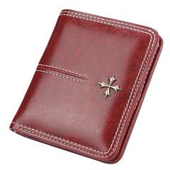 Stylish fringed zipper purse ,women's bags, wallets for women, coin purse, handbags gift Red 10.5*9*1.5cm
