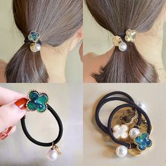3pcs exquisite women hair accessories simple hair rings lovely hair bands headwear 3pcs MIX as picture