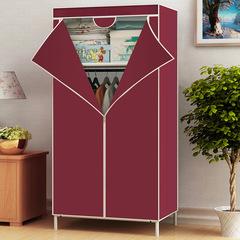 DIY Assemble Wardrobe Large Size Wardrobe Portable Home Storage Cabinet Closet Cloths Storage Closet Style A
