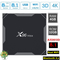 X96 MAX Android 8.1 Smart TV Box 4GB 32G S905X2 Set Top Box USB 3.0 Dual WiFi Bluetooth 4K HD Player