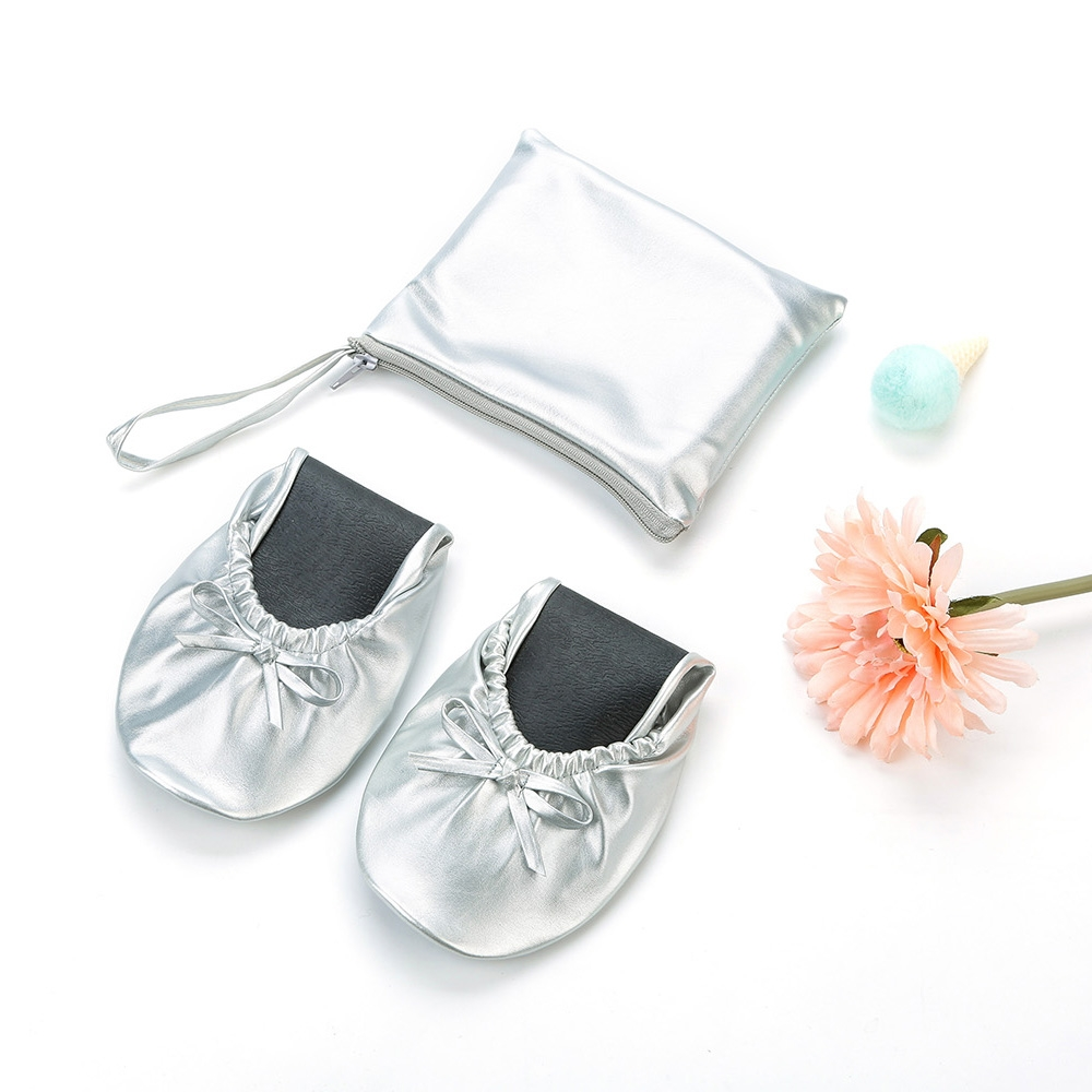5ff71bb48 GREAT HOLIDAY GIFT. Stop searching!! Your Friends and Family will be  forever appreciative for a Pair of Silky Toes Foldable Flats.