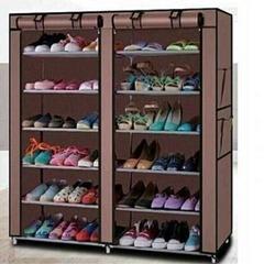 Shoe Rack - brown
