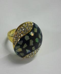 Golden ring golden one size