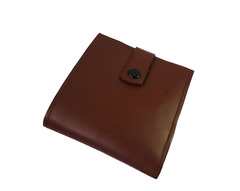 Wallet brown one size