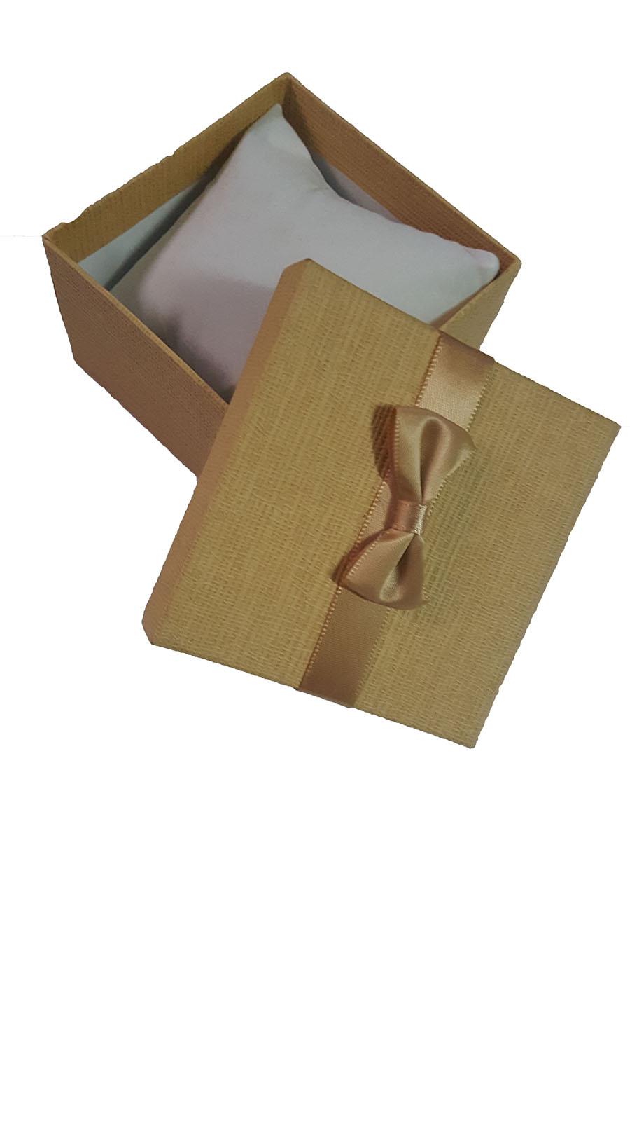 Gift Box Beige One Size