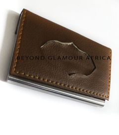 Cardholder brown