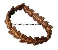 Bracelet brown one size