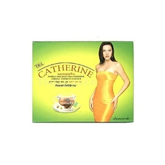 CATHERINE Catherine Slimming Tea-32 satchets green