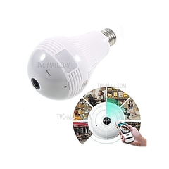 FULL HD WIFI NANNY CAMERA BULB