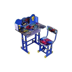 Kids Study Table And Chair Set Computer Table Chair For Kids, Study Table And Chair Set Blue