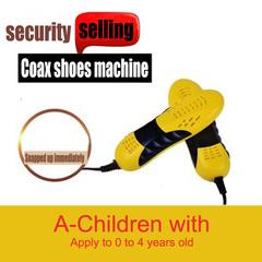 Shoe dryer shoe odor deodorant dehumidifier shoe heater degerming dryer A-Children with normal