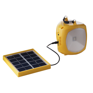 Spring solar lanterns plus POWER BANK Yellow n/a N/a