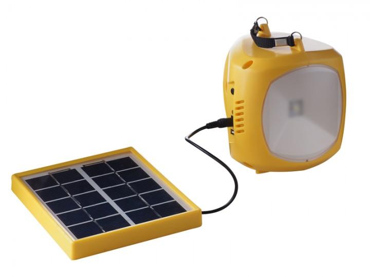 Spring solar lanterns plus POWER BANK Yellow n/a N/a