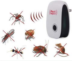 Crazy Buy Special Price  buy 1get1 free Electronic  Ultrasonic Mosquito Insect Rat Mouse Cockroach