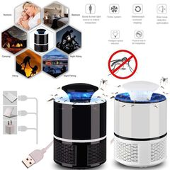 Promotion USB Electronics Mosquito Killer Lamp  Mosquito Killer Fly Trap LED Light  Insect Repeller