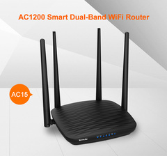 Special price Tenda AC5 1200Mbps Wireless WiFi Router Smart APP Remote Manage
