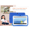Lowest price 7 inch Kids Tablet PC 512MB+8GB computer camera Bluetooth WiFi Tablets learning machine blue