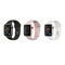 W54 sports Bluetooth bracelet iwo6 smart watch bracelet magnetic charging heart rate black one size