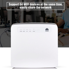 Huawei E5186s-22 4G Wireless Router 300M 4G+ Router white 300m