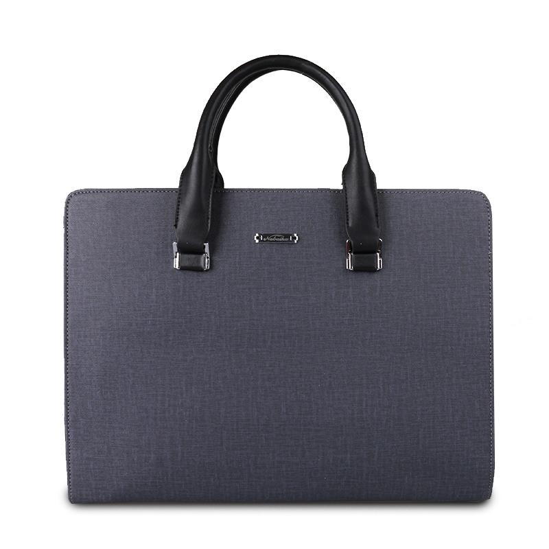 590397f52637 Hot sell new arrival luxury designer leather men handbag bagclassic ...