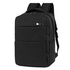 Laptop Backpack External USB Charge Computer Backpacks Anti-theft Bags For Men Women Bags black One size