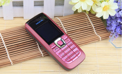 Nokia 2610 Featured phone Loud speaker Cheap phone red